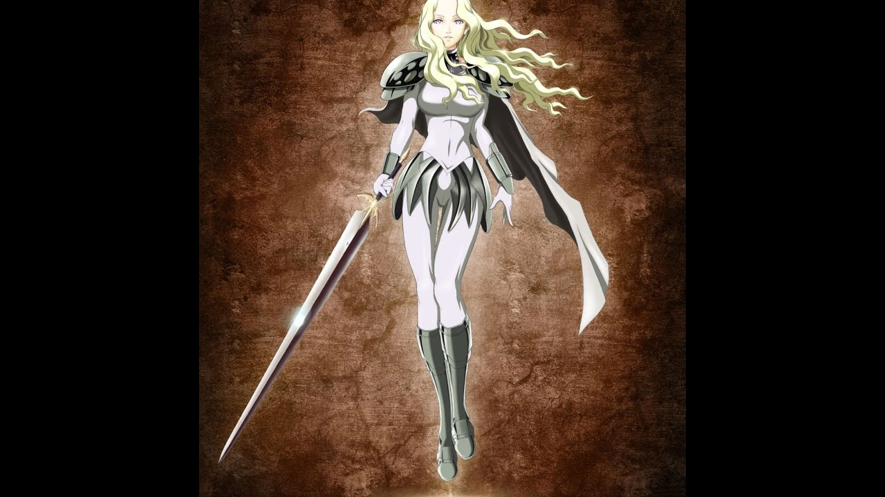 Top 3 badass female anime characters youtube - Badass anime pics ...