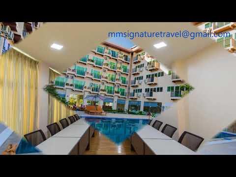 The Floral Breeze Hotel Yangon  Myanmar