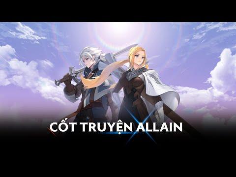 Cốt truyện | Allain và Butterfly đối đầu Quillen khi đi tìm Hội Ám Hoàng? - Garena Liên Quân Mobile