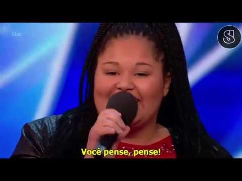 Destiny Cantando Think  Aretha Franklin