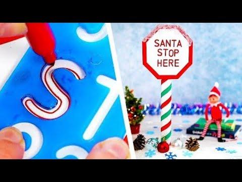 12 Easy DIY Christmas Decorations | Cheap Christmas Decor Ideas | Craft Factory
