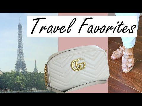 Travel Favorites Every Woman Must Have | Essential Travel Tips and Hacks