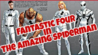 New Spiderman DLC Fantastic 4 Suit update | Gaming News In Hindi |