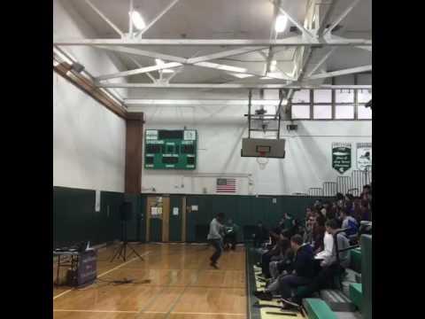 Thank You Valley Stream North High School!