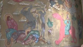 Свято-Никольская церковь в Логойске(Посещение и осмотр красот Свято-Никольской церкви в Логойске. Впечатляющая экспозиция на стене церкви..., 2014-12-05T06:58:24.000Z)