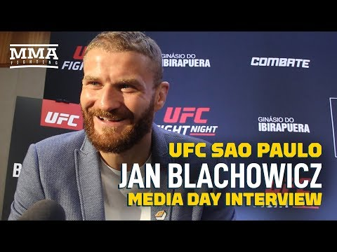 Jan Blachowicz finished camp at Thiago Santos' gym 'because they beat me like a team and know my weakness'
