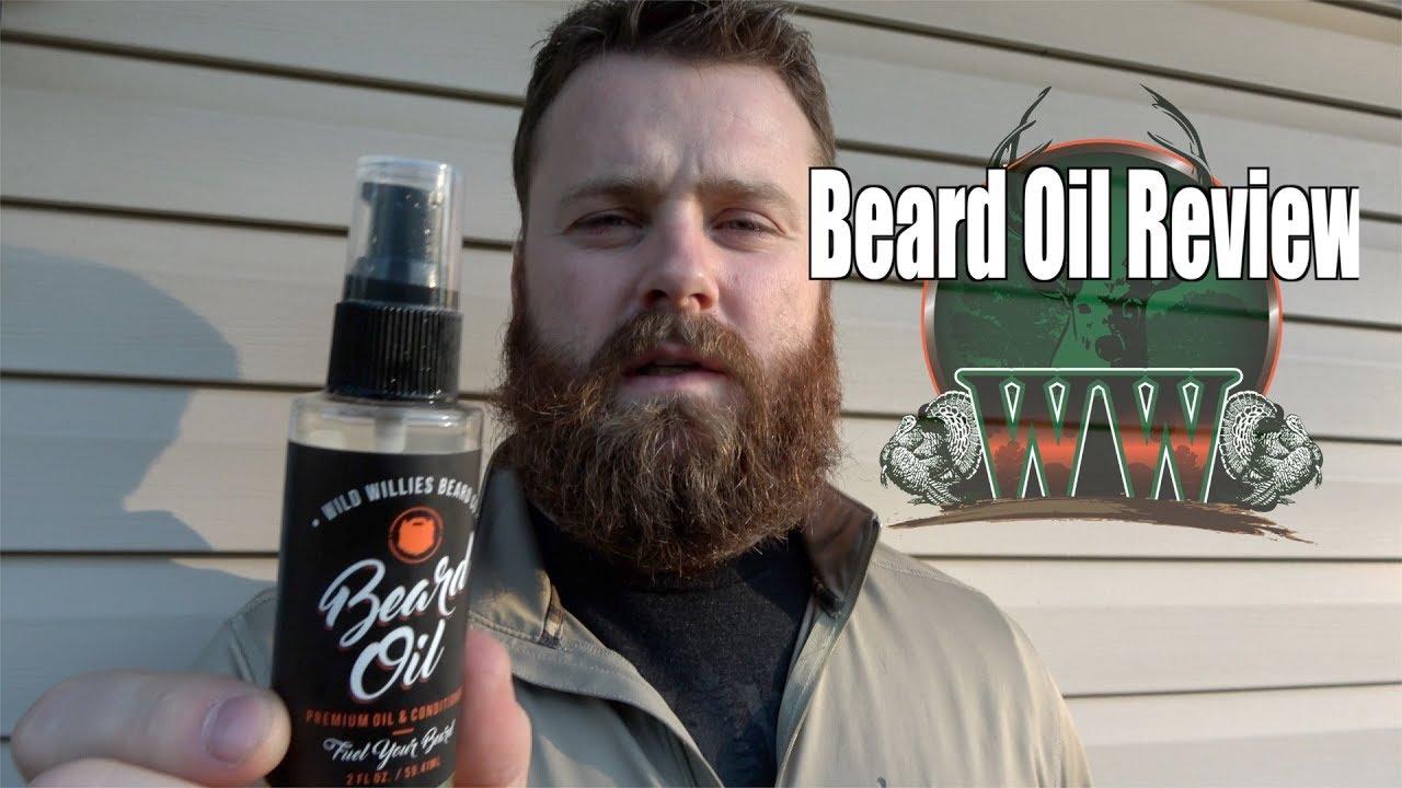 Wild Willie's Beard Oil Review