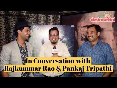 Exclusive | In Conversation with Rajkummar Rao and Pankaj Tripathi | Newton |