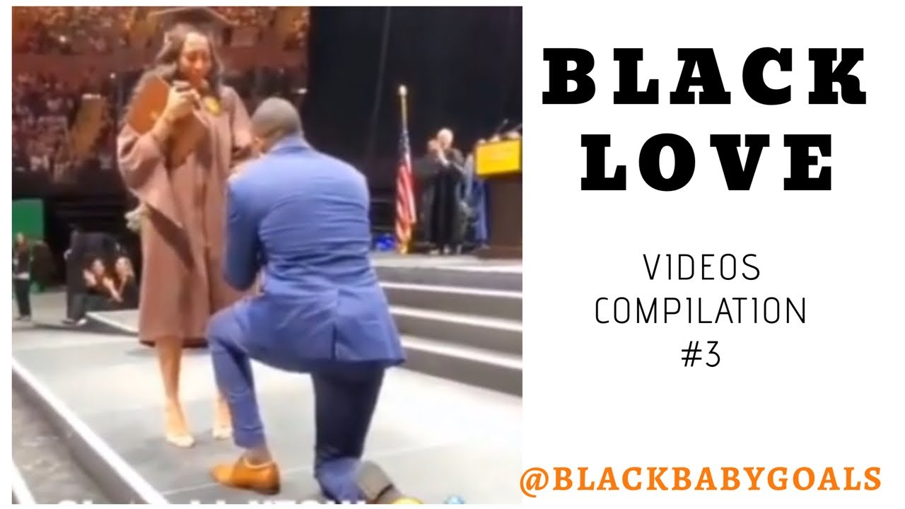 BLACK LOVE Videos Compilation #3 | Black Baby Goals