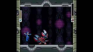 Mega Man X3 No Dash/Minimalist Challenge - Doppler Stage 3, Part II