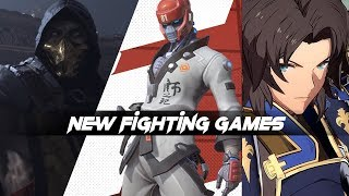 NEW AND UPCOMING FIGHTING GAMES FOR 2019 AND BEYOND