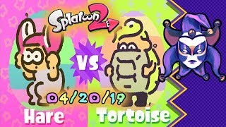 Splatoon 2 (April Splatfest!) - 04/20/19 - Jabroni Mike Full Streams