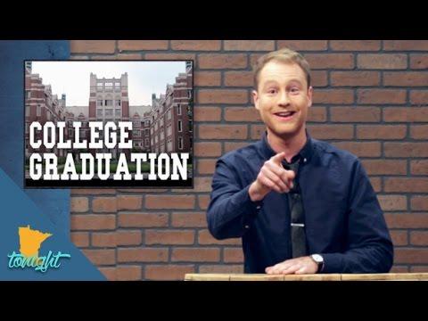 Minnesota Tonight - Graduation, College Possible Interview, Stringdingers