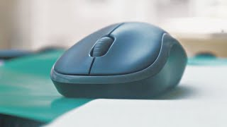Logitech M185 Wireless Mouse Review - Best Cheap Wireless Mouse