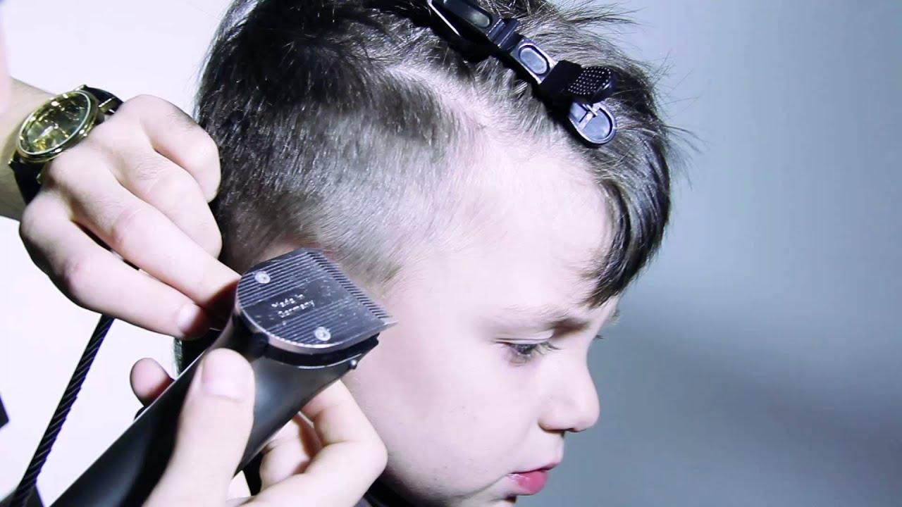 Tunsoare Copii Frizeria Bucuresti Youtube