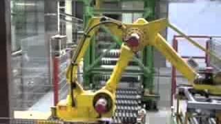 Visita in fornace zona produzione Cottobloc