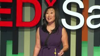 Reclaiming my voice as a transracial adoptee | Sara Jones | TEDxSaltLakeCity