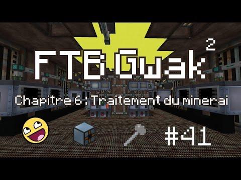 FTB Gwak² #41 - Production d'americium : lutetium sous UU-matter !