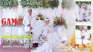 Wedding Dedi Irawan & Anggita Rista P   GAMA Musik  COKLAT Videography   Part Siang