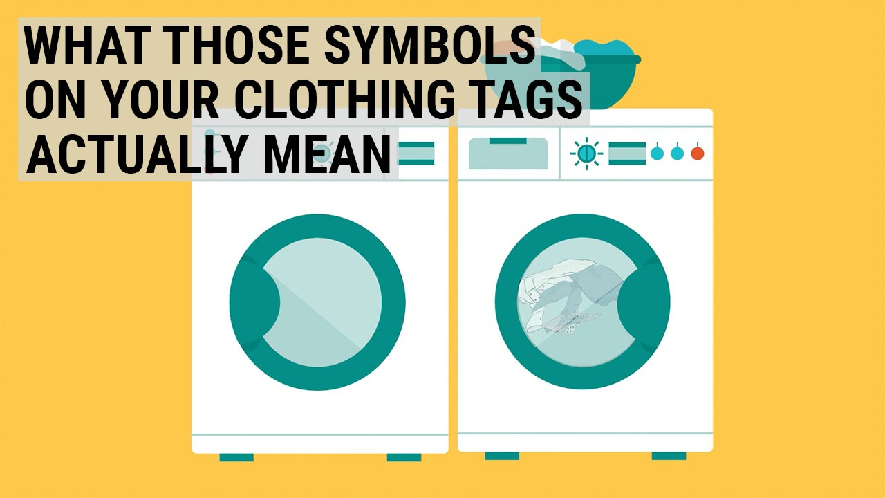 Heres what those symbols on your clothing tags actually mean heres what those symbols on your clothing tags actually mean buycottarizona