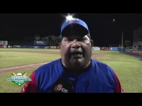 Venezuela vs Panamá - Premundial de Béisbol U23