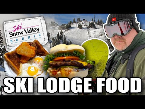 ski-lodge-food-and-snowboarding-🍔🏂-🍽️-at-snow-valley-ski-resort