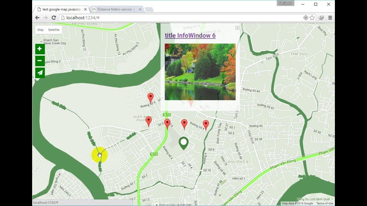 Bi 6 google map javascript api directions distance matrix youtube lesson 6 google map javascript api directions distance matrix baditri Image collections