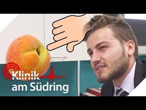 Finger muss ins Poloch gesteckt werden: Der Hintern ist ausgerenkt! | Klinik am Südring | SAT.1 TV