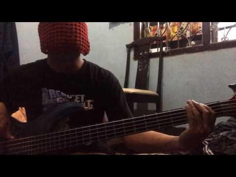 Perkantong Samping - Murni br Surbakti (  Bass Cover  by Topeng Rasta )