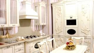 видео Кухня в стиле барокко