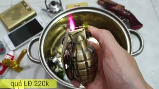 Xoong bật lửa sưu tập, 0964796894
