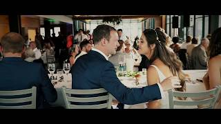 Utah Wedding Video / Olivia+Brenden / Snowbird, UT