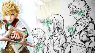 VENTUS IS A DANDELION?! - Kingdom Hearts X