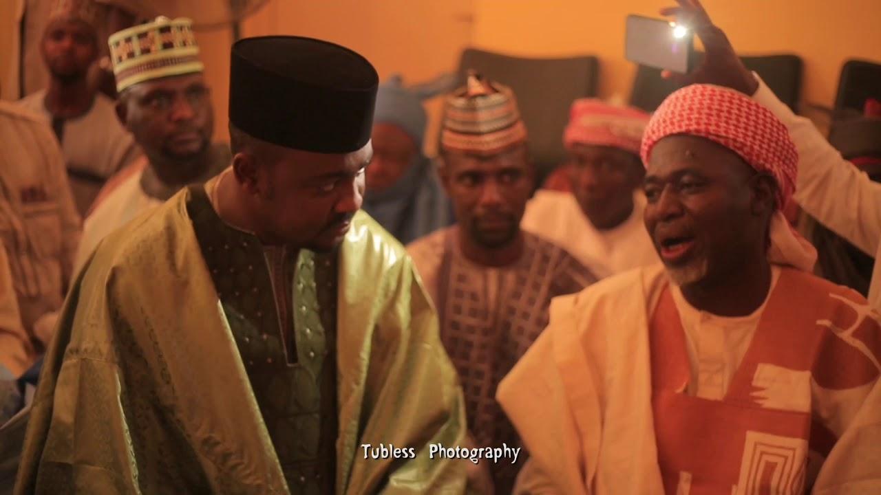 Download Prof. Adamu Abubakar Gwarzo Attend Wedding Fatiha of Dr. Kabiru and Aisha in Kazaure Emirate