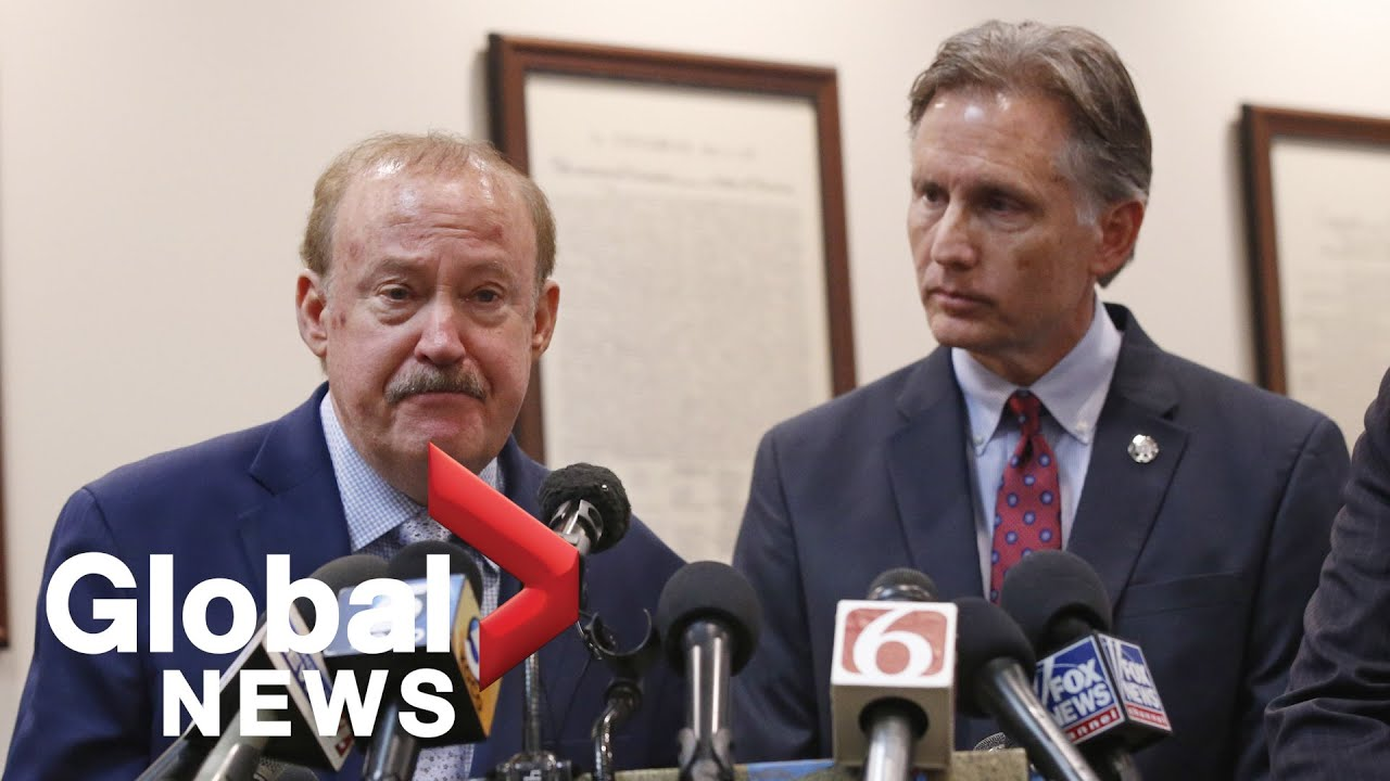 Oklahoma AG, officials react to Johnson & Johnson verdict in connection to opioid epidemic