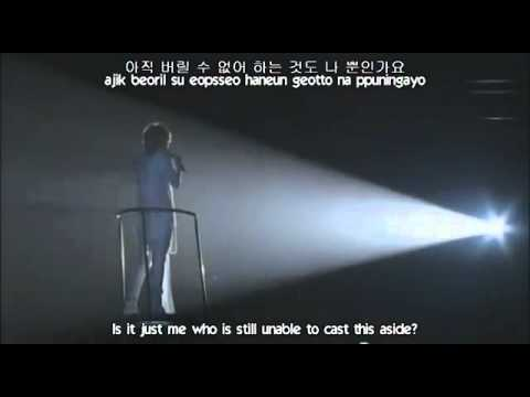 ROM/HAN/ENG Park Jung Min Only Me Live