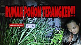 RUMAH ANGKER PENUH MAHLUK MASA LALU - BOJONG GEDE (feat Caren key)