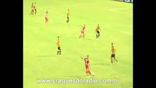 CRB 2 X 0 RONDONÓPOLIS ESPORTE CLUBE REC COPA DO BRASIL 2014