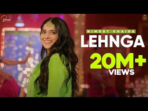 Lehnga Official Video  Nimrat Khaira  Arjan Dhillon  The Kidd  Latest Songs 2020