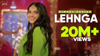 Lehnga (Official Video) | Nimrat Khaira | Arjan Dhillon | The Kidd | Latest Songs 2020