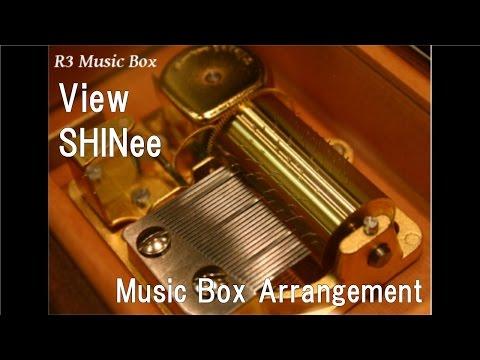 View/SHINee [Music Box]