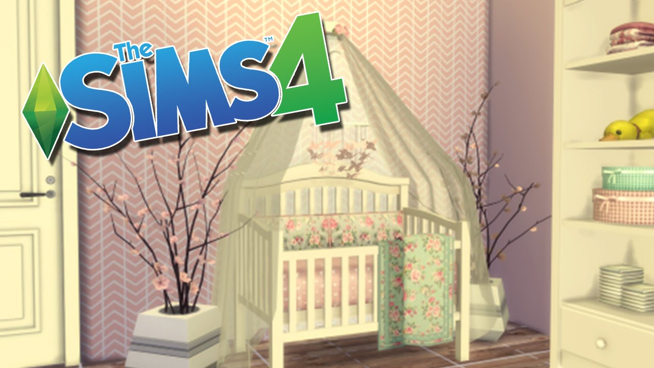 How To Get Functioning Cribs In The Sims 4 Crib Mod