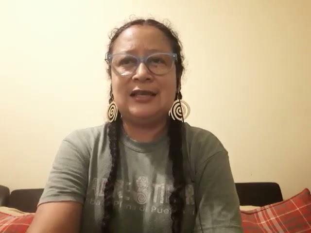 Message from Yanira Arias of Alianza Americas on World Refugee Day