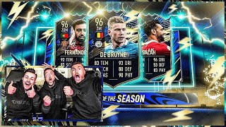FIFA 21:Premier League TOTS Pack Opening ESKALATION mit GamerBrother 😱🔥