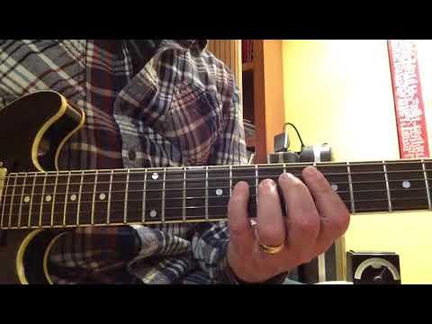Pat Martino Line 5 - Bbmaj7 over C9 Chord - YouTube