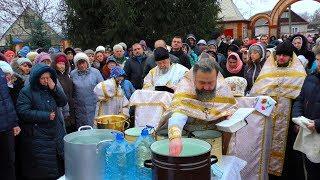 Хрещення Господнє. Красноград (2018)