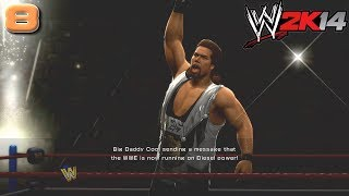WWE 2K14: 30 Years of WrestleMania #8 - The Gravest Challenge