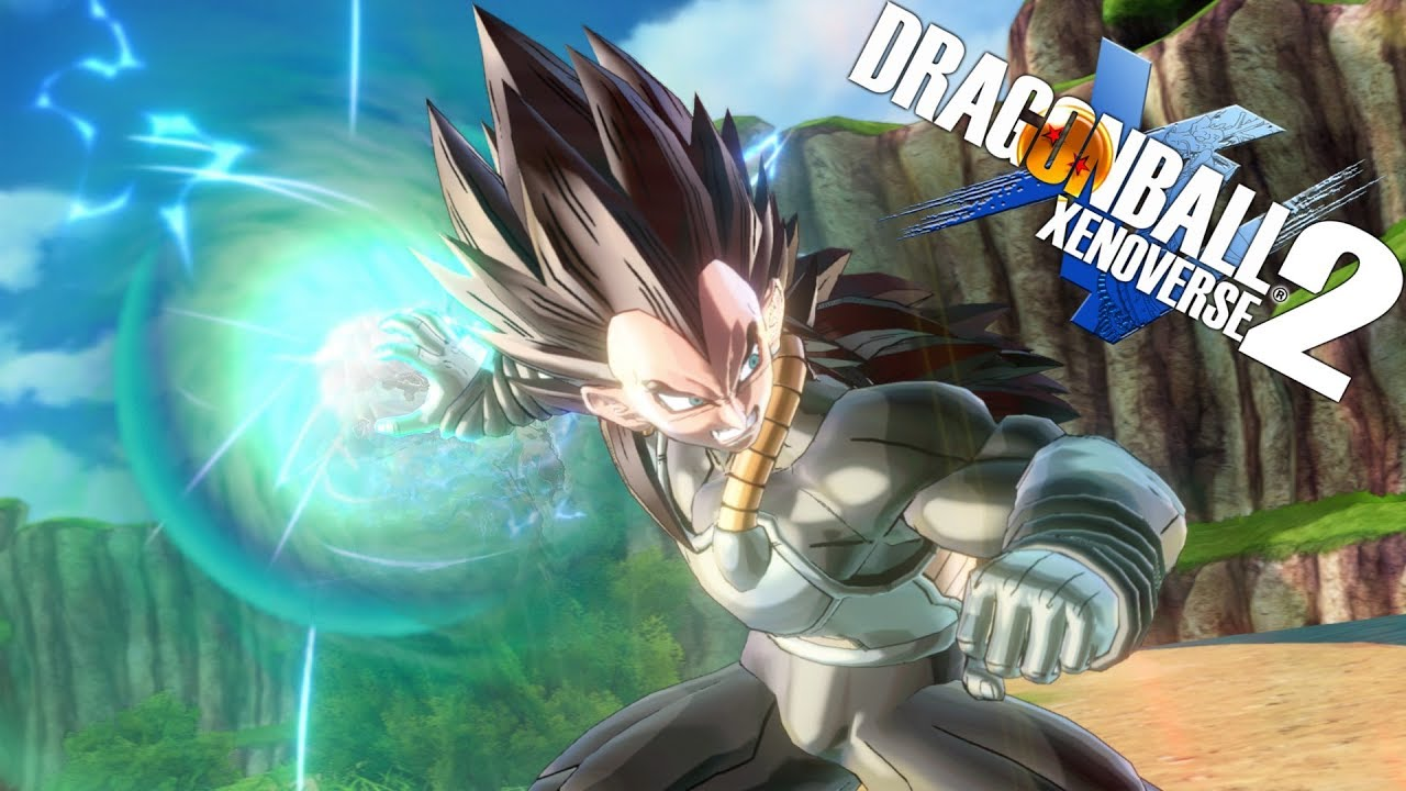 Xeno vegeta ssj4 dlc dragon ball xenoverse 2 youtube - Dragon ball xenoverse ss4 vegeta ...