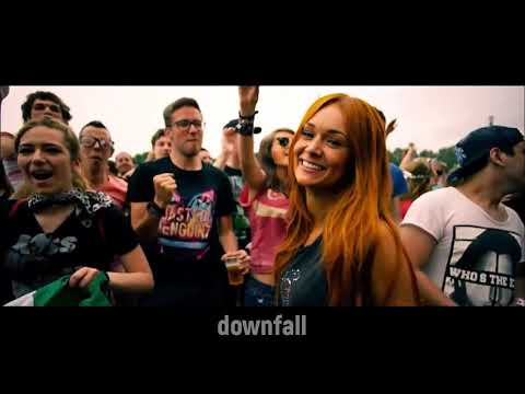 TCM - Crash and Burn (Hardstyle) | HQ Lyric Videoclip