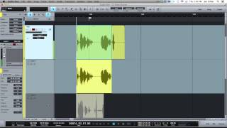 Joe Gilder's Studio One Tutorial Series Episode 34: Recording Takes and Comping